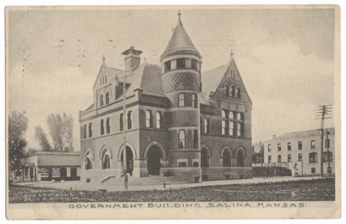 Government building, Salina, Kansas - Page