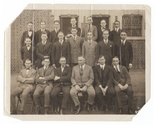 Members of the original Order of DeMolay in Kansas City, Missouri - Page