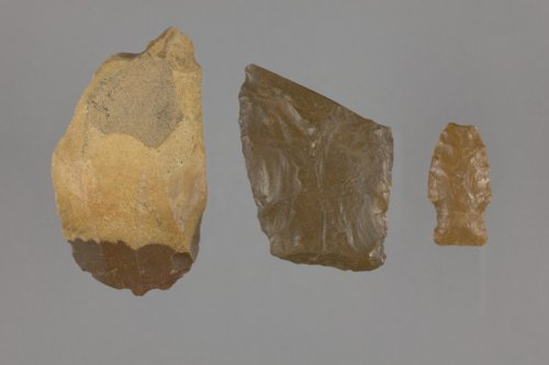 Chipped Stone Artifacts from the Hickman Site, 14PH102 - Page