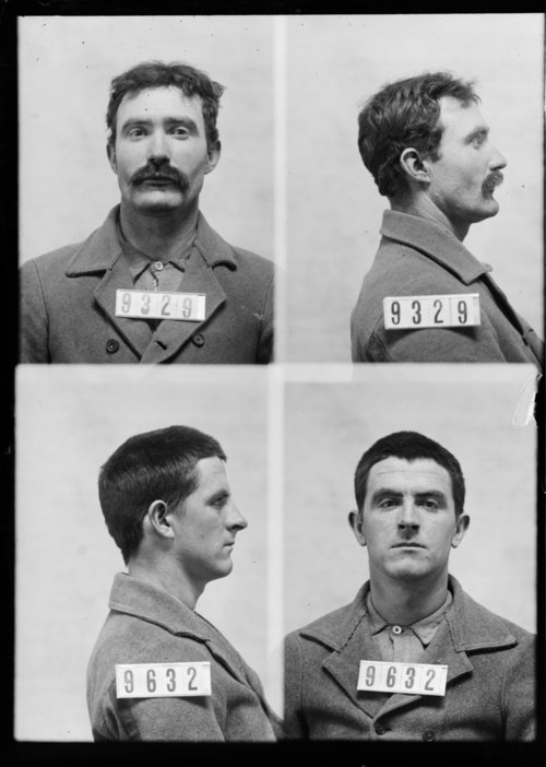 Frank Butler and Sam Berry, prisoners 9329 and 9632 - Page