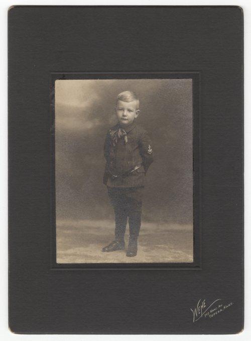 William Ashford Baxter - Page