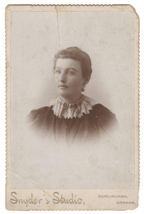 Emma Musgrove Baxter - Page