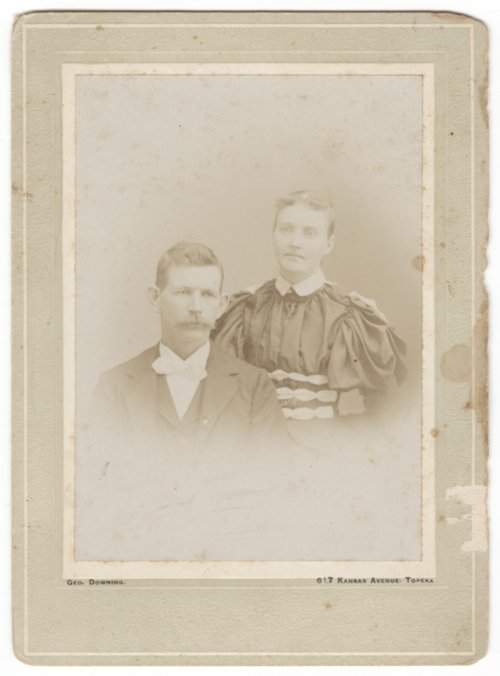 William and Emma Musgrove Baxter - Page