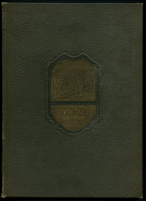 Mount Marty yearbook, 1930, Rosedale, Kansas - Page