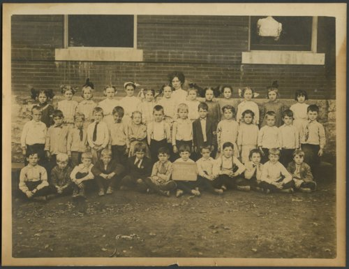 Whitmore School class - 1911 - Page