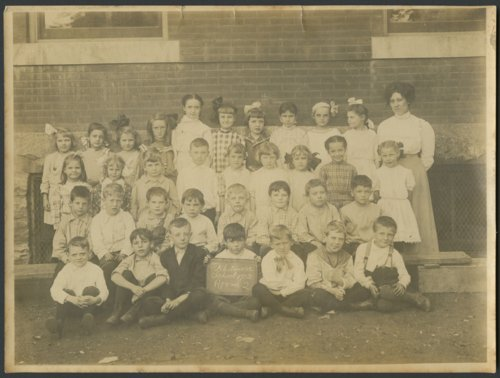 Whitmore School class - 1912 - Page