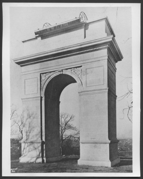 Rosedale Memorial Arch - Page