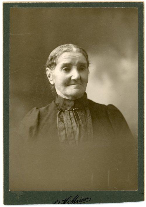 Portrait of Charlotte Palenske - Page