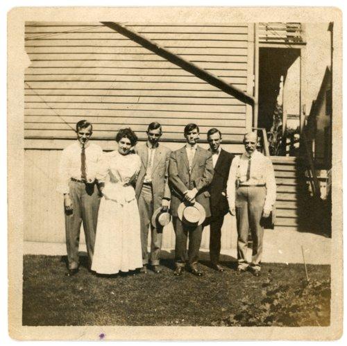 Palenske family - Page