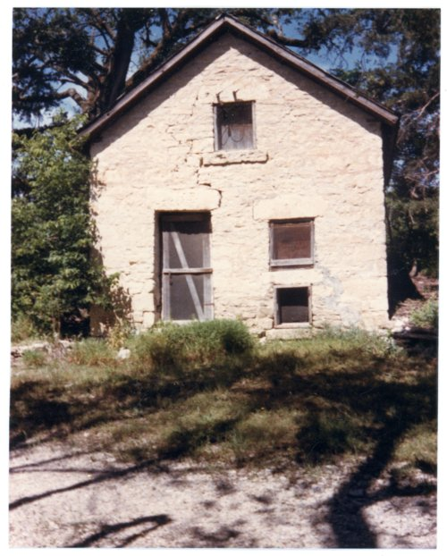 Stone building on Palenske farm - Page