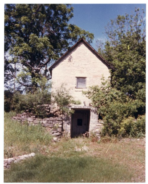 Stone building on Palenske farm - Page
