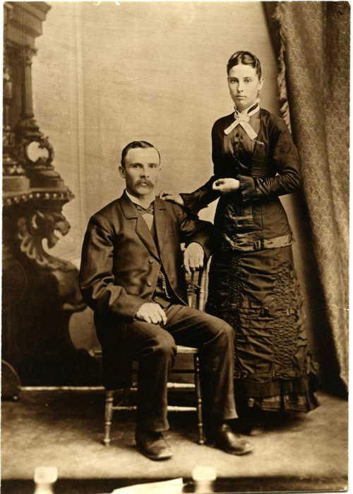 Wedding photo Louis and Emma Palenske - Page
