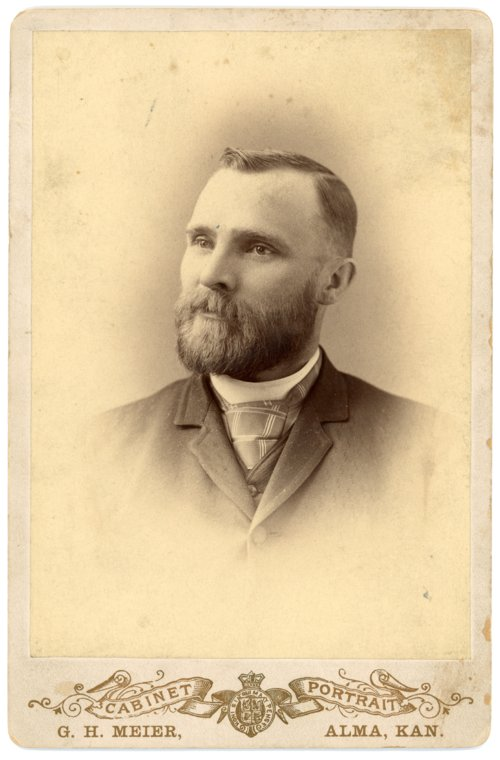 Studio portrait of Louis Palenske - Page