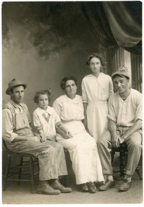Emma Palenske and children - Page