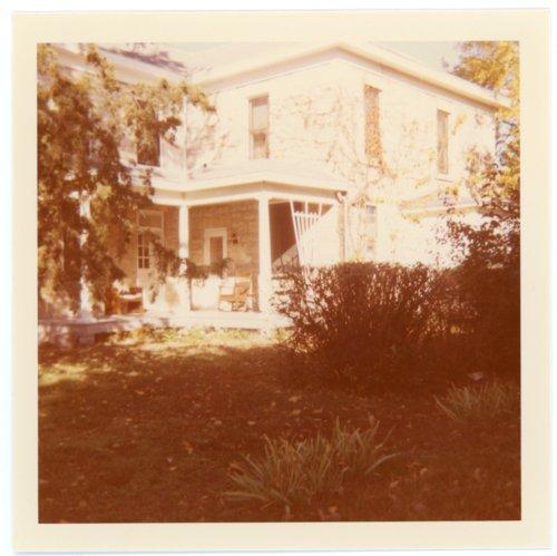 Ada Sage Laverty home at Alma, Kansas - Page