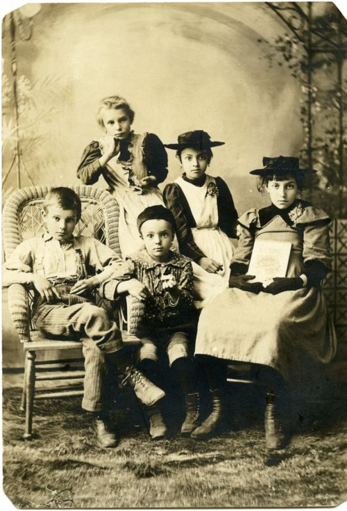 Palenske children and Cousins - Page