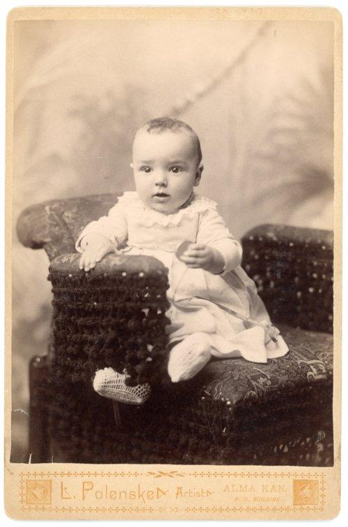 Fred Palenske cabinet card - Page