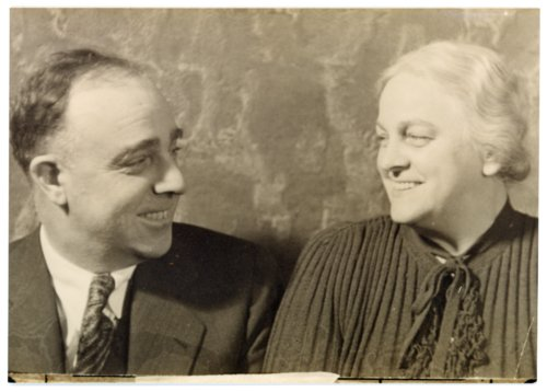 Fred and Maude Palenske - Page