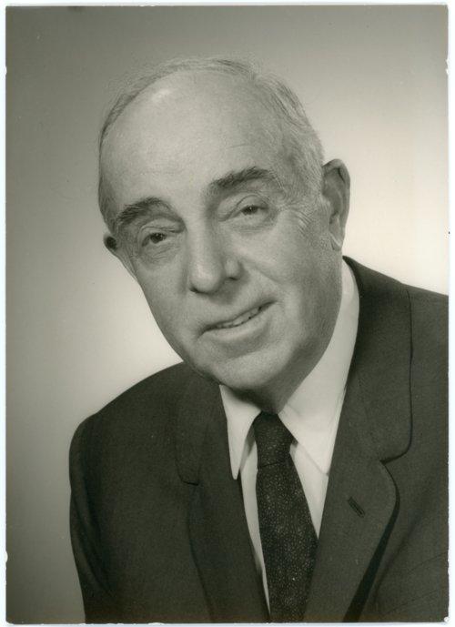 Portrait of Fred Palenske - Page
