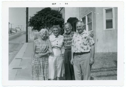 Palenske family in California - Page