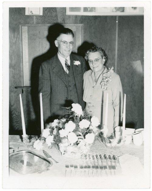 Martin and Minnie Zwanziger's 25th Anniversary - Page