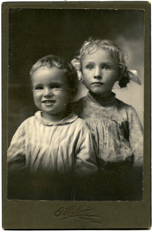 Victor and Laura Palenske, Alma, Kansas - Page