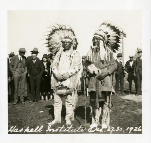 Chiefs celebrate Native American heritage at Haskell Institute Stadium dedication - Page