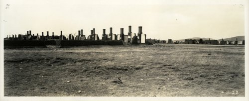 Fort Union Ruins, Watrous, New Mexico - Page
