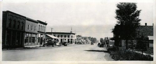 Street scene, Gunnison, Colorado - Page