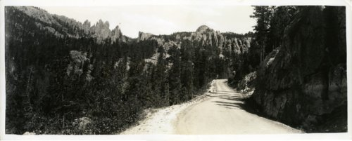 Unidentified mountain road - Page