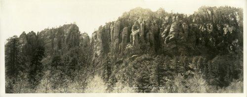 Oak Creek Canyon, Flagstaff, Arizona - Page