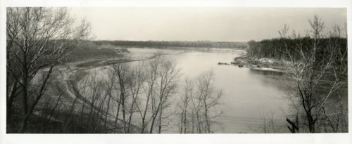 Missouri River near Fort Osage - Page