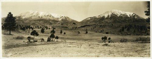 Spanish Peaks, Trinidad, Colorado - Page