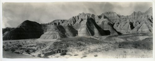 Badlands, South Dakota - Page