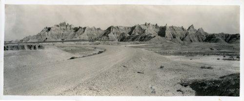 Badlands, South Dakota - Page