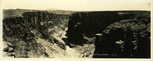 Little Colorado Canyon near Cameron, Arizona - Page