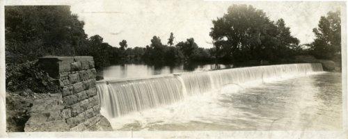City Park Dam, Burlington, Kansas - Page