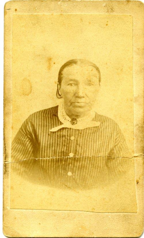 Portrait of Caroline Gongell - Page