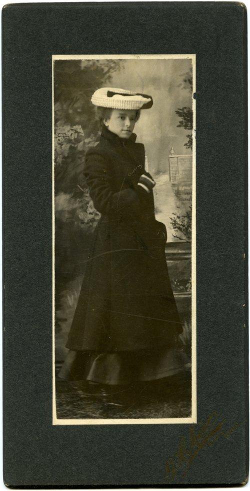 Minnie Palenske Zwanziger - Page