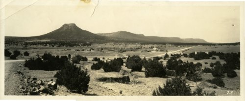 Starvation Peak, New Mexico - Page