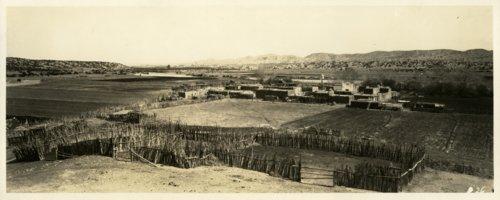 Tesuque Pueblo, New Mexico - Page