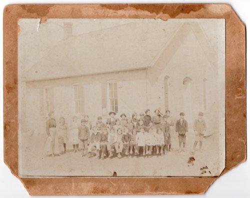 Glenn School, District 33, Lecompton township, Douglas County, Kansas - Page