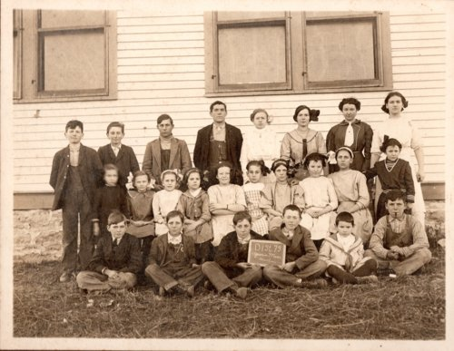 Kanwaka Jones School District No. 73, Lecompton township, Douglas County, Kansas - Page
