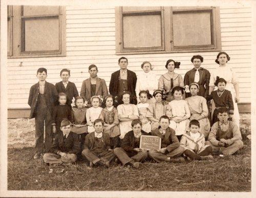 Kanwaka Jones School District No. 73, Lecompton township, Douglas County, Kansas - Page