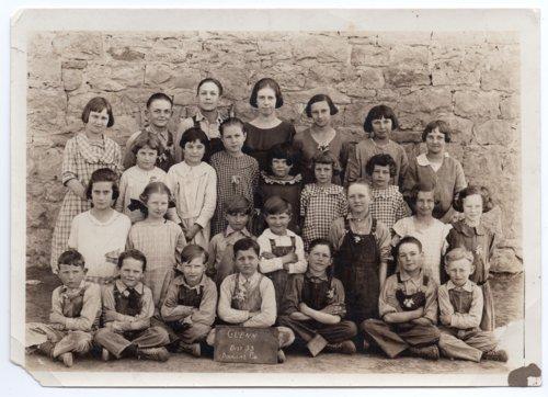 Glenn School, District # 33, Lecompton township, Douglas County, Kansas - Page
