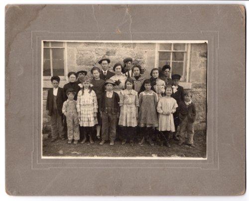 Glenn School, District #33, Lecompton township, Douglas County, Kansas - Page