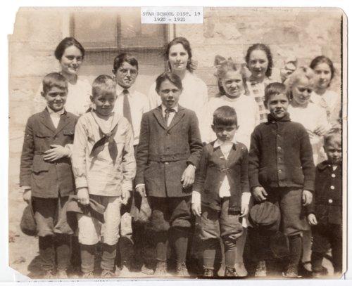 Starr School District No. 19, Lecompton township, Douglas County, Kansas - Page
