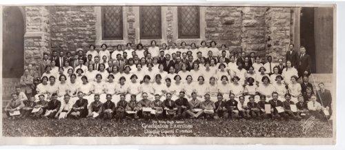 34th Annual 8th Grade Graduation Exercises Douglas County Common Schools,  Douglas County, Kansas - Page