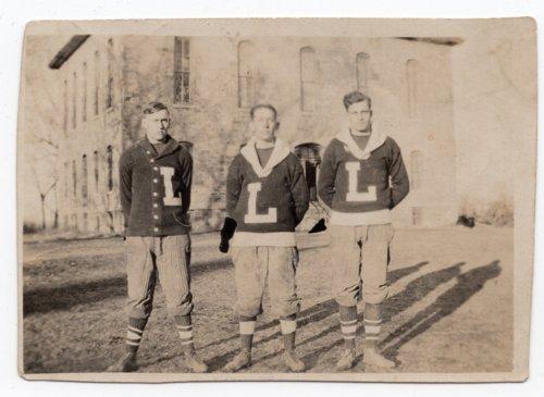 Lecompton High School Heroes, Lecompton, Kansas - Page