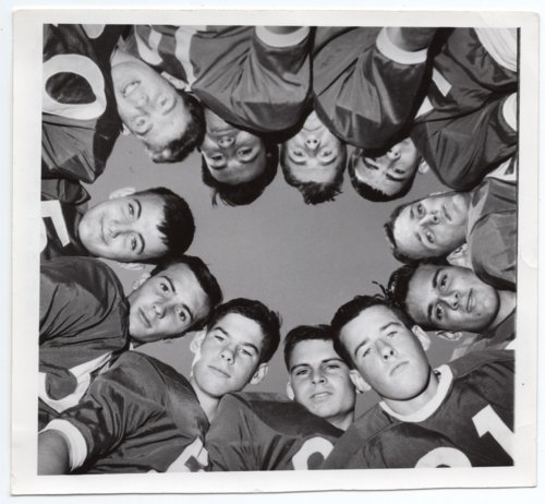 1966-1967 Lecompton Rural High School Football Team, Lecompton, Kansas - Page